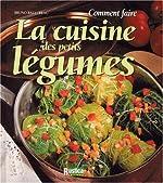 Comment faire la cuisine des petits légumes de Bruno Ballureau