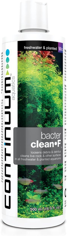 Continuum Aquatics Bacter Clean Ranking TOP18 F Cleans – Live Rock Sale special price Debri
