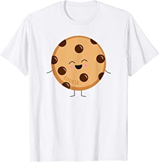 Cookie T-Shirt Funny Costume For Couples TShirt