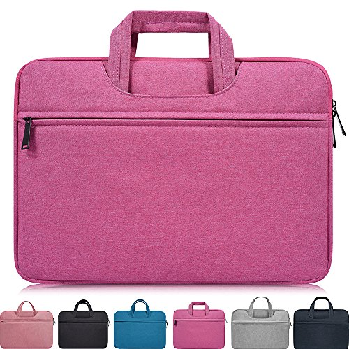 14-15 Inch Laptop Sleeve Case Compatible with 15 Inch MacBook Pro Touch Bar A1990 A1707 2018 2017 2016,Acer Chromebook 14, HP Pavilion X360 14/Chromebook 14, LG Acer ASUS 14 inch Laptop Bag