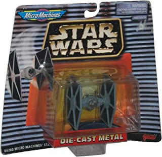 Star Wars Micro Machines Die-Cast Metal TIE Fighter