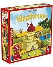Pegasus spelletjes - Kingdomino, spel van het jaar 2017 + Queendomino