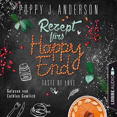 Rezept fürs Happy End audiobook cover art