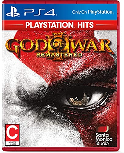 God of War III Remastered - PlayStation 4 Standard Edition