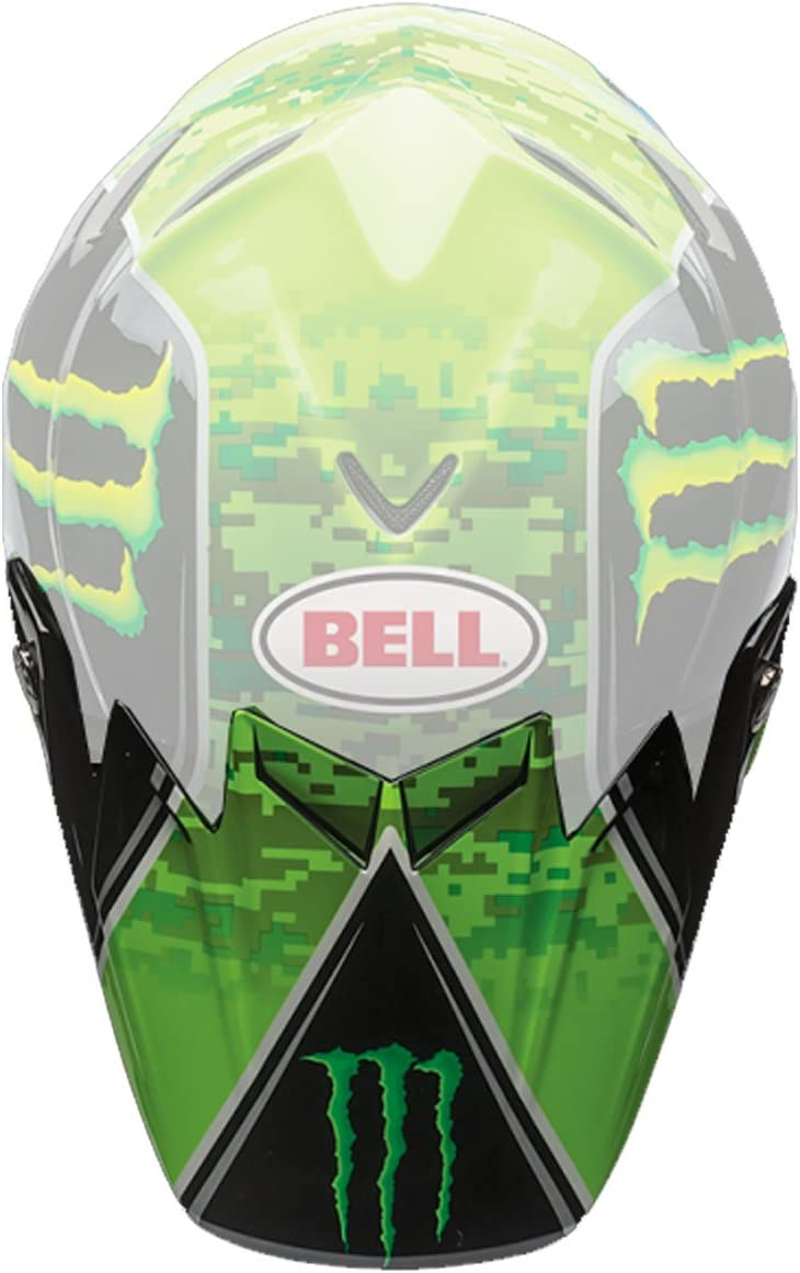 BELL Moto-9 security Visor Ranking integrated 1st place Off-Road Motorcycle Tomac - Helmet Accessories
