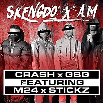 Crash x GBG (feat. M24, Stickz)