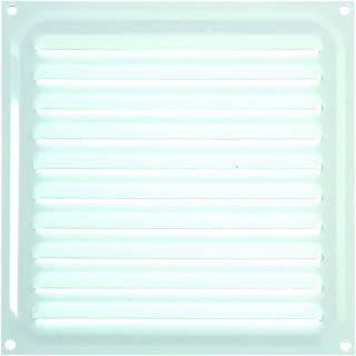 comprar comparacion Brinox B70220D Rejilla de ventilación, Lacado Blanco, 15 x 15 cm