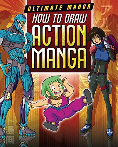 How to Draw Action Manga
