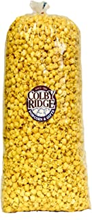 Cheese Popped Popcorn 45 Ounces (Bulk 5 Gal. 80 Cups)