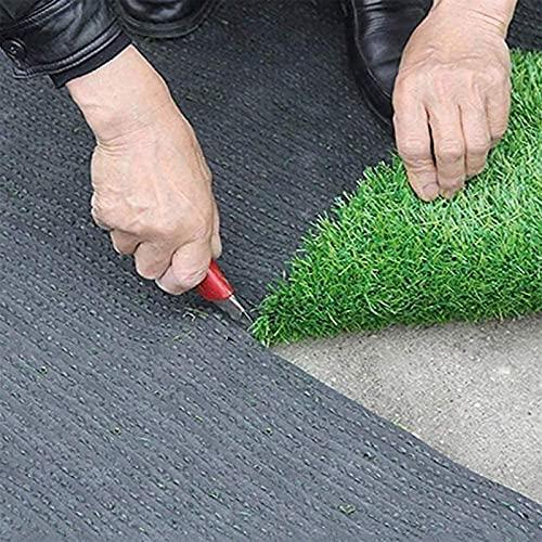 NAXIAOTIAO Künstlicher Gras-Teppich,...
