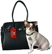 Bark-n-Bag Monaco Pet Tote - Black
