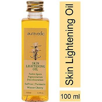 Auravedic Skin Lightening Oil, 100ml