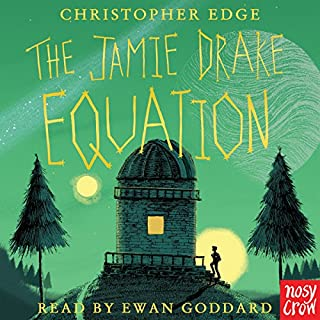 The Jamie Drake Equation                   By:                                                                                                                                 Christopher Edge                               Narrated by:                                                                                                                                 Ewan Goddard                      Length: 4 hrs and 12 mins     6 ratings     Overall 3.5