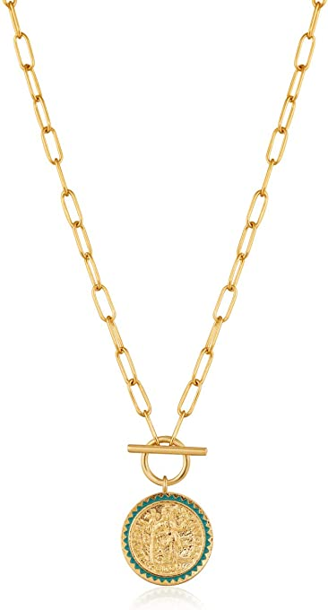 Emperor T-Bar Necklace
