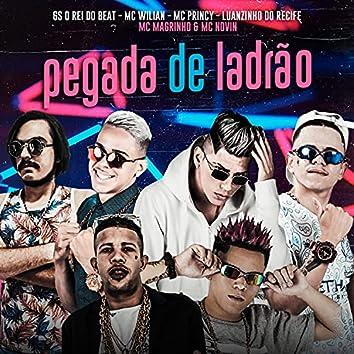 Pegada de Ladrão (feat. Mc Magrinho, Mc Novin & Mc William) (Brega Funk)