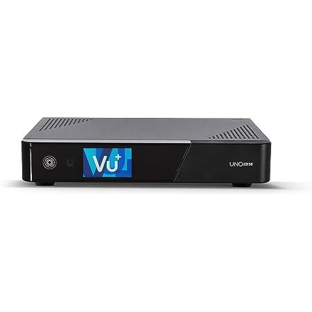 Vu Uno 4k Se 1x Dvb C Fbc Twin Tuner Pvr Ready Linux Amazon Co Uk Electronics