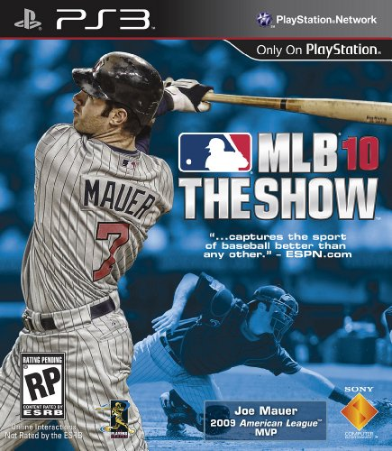 Sony MLB 10 The Show, PS3 - Juego (PS3)