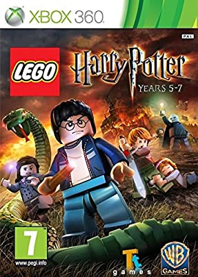 Lego Harry Potter Years 5-7 Classics Game (Xbox 360)
