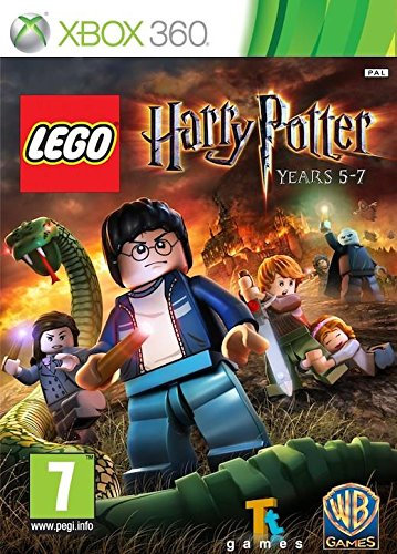 Lego Harry Potter Years 5-7 Classics Game - Xbox 360 [Importación inglesa]