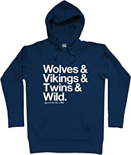Smash Transit Men's Loyal to The Twin Cities Hoodie