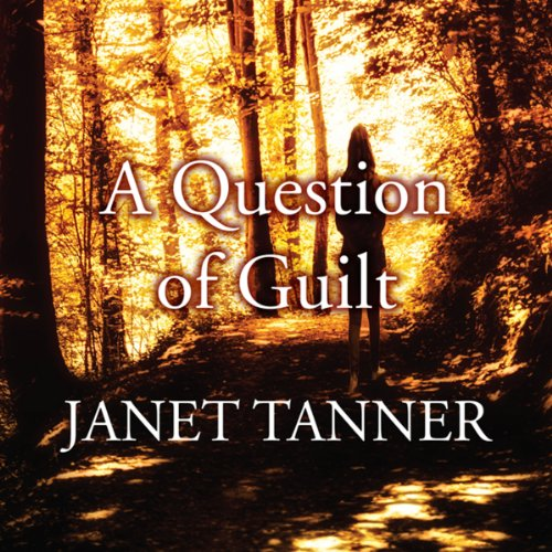 A Question of Guilt audiobook cover art