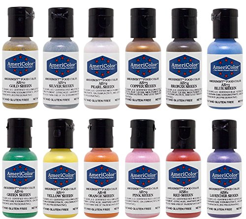Top americolor airbrush colors for cakes for 2020