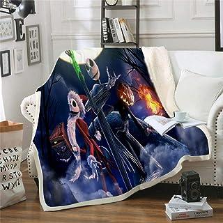 Amazon.es: RunheDianzi - Mantas para cama / Mantas y colchas ...