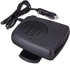Car Heater,CHELIYA Portable 12V 200W 2 in 1 Auto Car Heater Cooling Fan Defroster Defrost Windscreen Window Demister