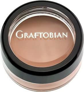 Graftobian HD Crème Foundation Corrector 1/4oz, Soft Orange (Blue Neutralizer)