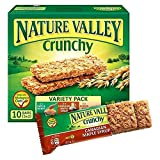 Nature Valley Crunchy Granola Bars Variety Pack 5 x 42g (Pack of 4)