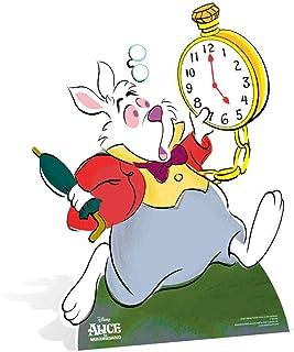 Star Cutouts Ltd SC4016 - Conejo blanco Alicia en el País de las Maravillas y para actividades y eventos, altura 77 cm, an...