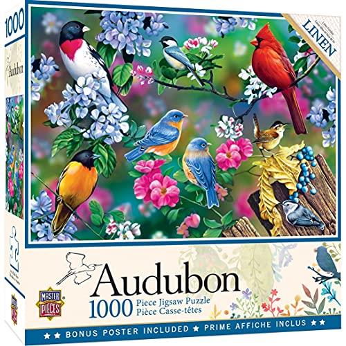 1000 Piece Bird Puzzle