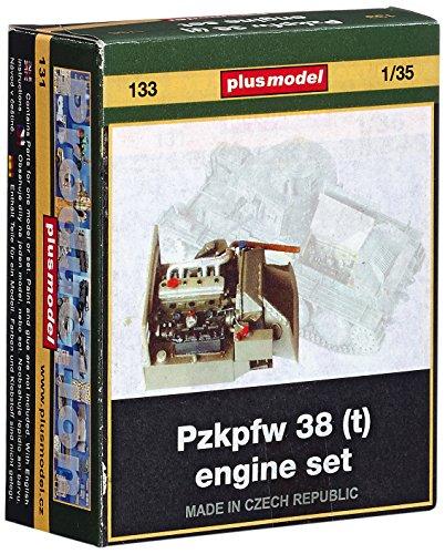 Plus-Model 133 - PzKpfw. 38 T Motor
