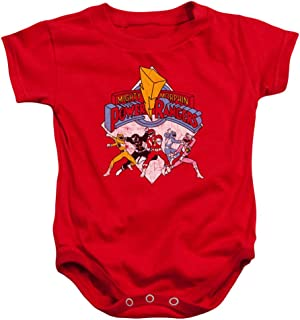 Onsie Infant Snapsuit Retro Rangers