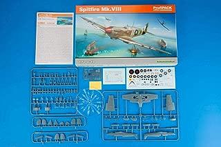 Eduard 1:72 Spitfire Mk.VIII Plastic Model Kit #70128
