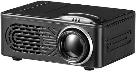 c459b2dd4c Portable Taille Usage À La Maison HD 1080 P LED Portable Projecteur  Multimédia Accueil Films Lecture