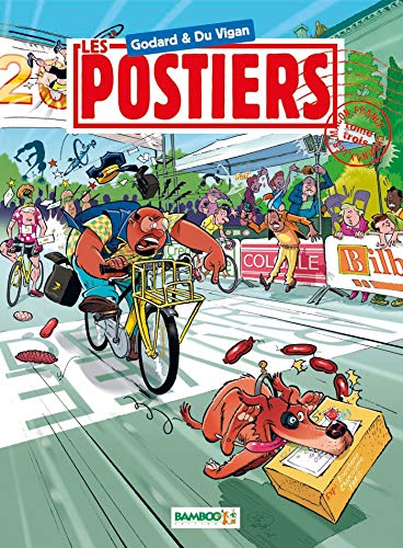 Les Postiers - tome 3