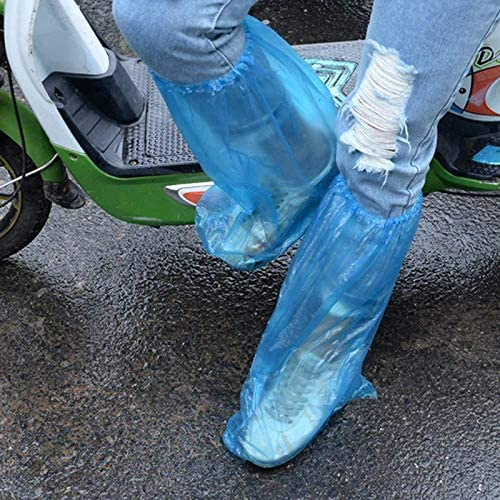 Clear plastic boots _image2