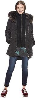 Padded_maca Abrigo para Mujer