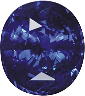 Tejvij And Sons Natural Blue Sapphire neelam Gemstone Certified
