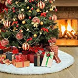 Top 10 Faux Fur Tree Skirts