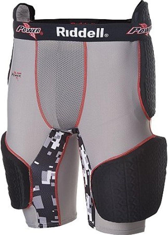 tienda en linea Riddell Casco Casco Casco de los Jóvenes de Recon five-piece acolchada Fútbol Girdle  compra en línea hoy