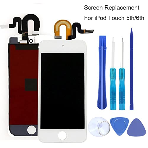 5857381786336 iPod Touch 6th Generation Screen Replacement: Amazon.com