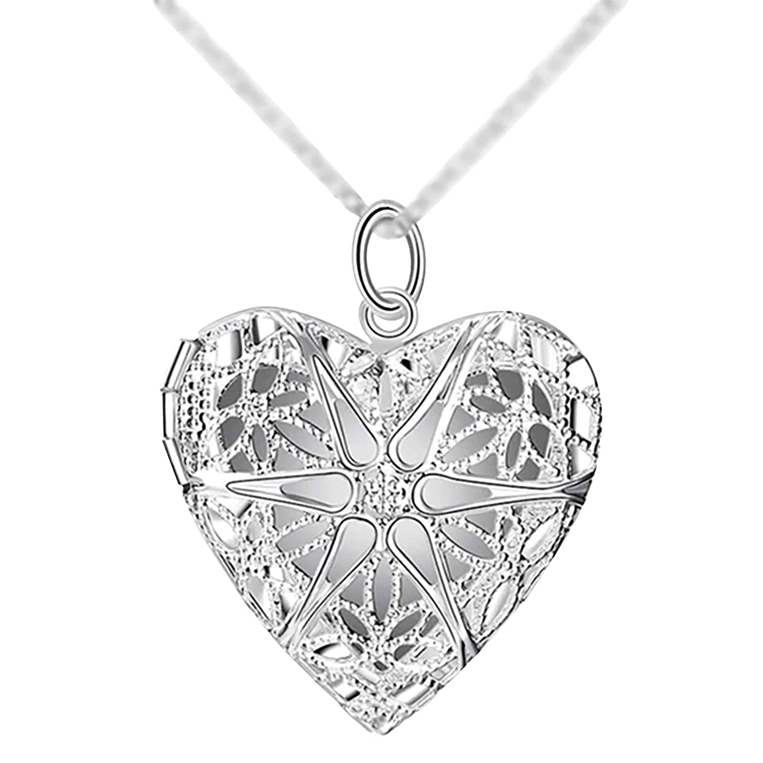 Dalang Women Heart Necklace Gift Birthday Our shop most popular : Sweaters Discount is also underway