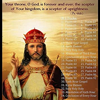 Holy Agpeya - Third & Sixth Hours