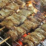 焼きとん グリーンケバブ 100本 満足がっつりセット (豚バラ20本 豚トロ20本 豚ハラミ20本 豚カシラ20本 豚コメカミ20本) 豚焼き BBQ バーベキュー 焼鳥 焼き鳥 焼き肉 惣菜 グリル ギフト 肉 生 チルド