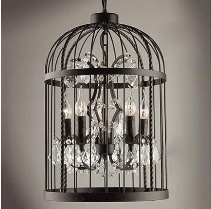 Amazon.es: jaulas pajaro - Lámparas de araña / Iluminación ...