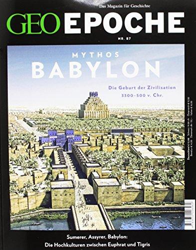 GEO Epoche / GEO Epoche 87/2017 - Babylon