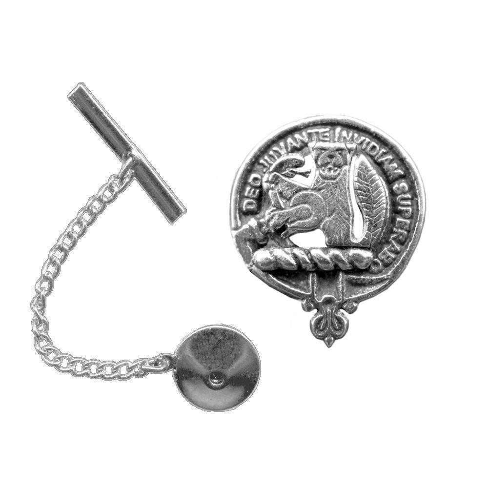 MacThomas Scottish Clan Crest Lapel Branded goods Tie Max 82% OFF Tack Pin