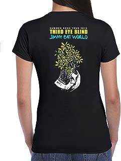 Third Eye Blind Jimmy EAT World Tour 2019 1 Women's Tee Shirt